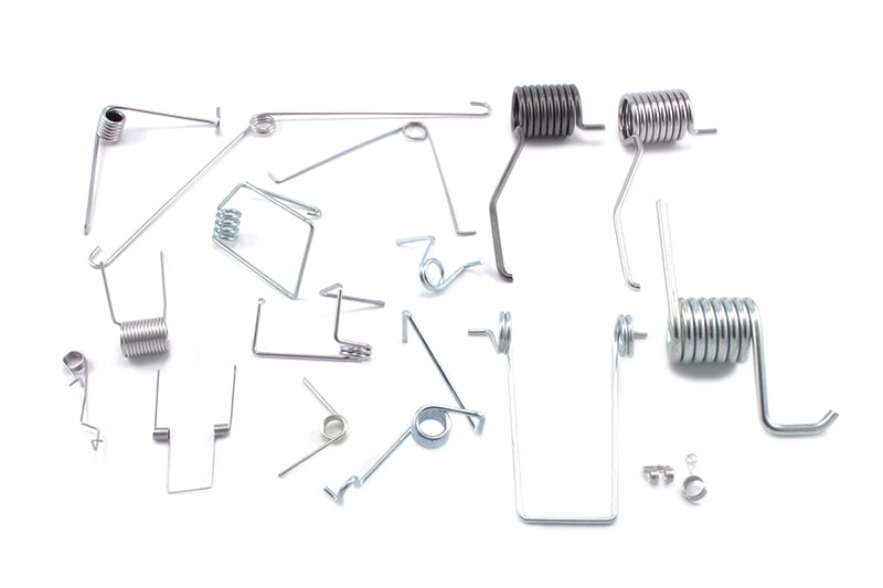 Wire Torsion Springs | Torsion Springs Garage Door Springs James Spring