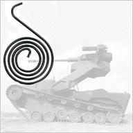 Springs for Defense Industry