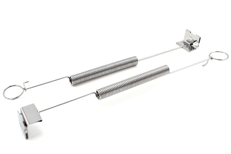 Extension Springs with Clips