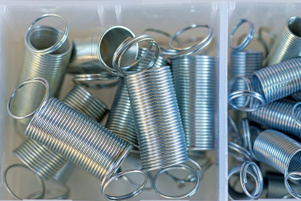 Types of Steel Springs and Their Unique Characteristics & Applications